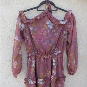 Tularosa mini dress